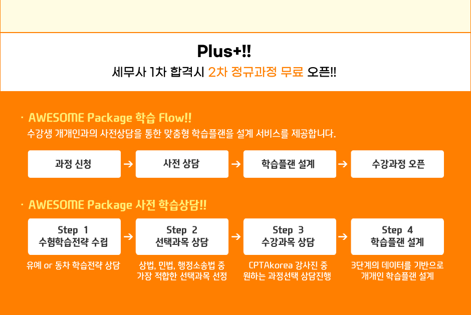 AWESOME Non Stop Package 자세히 보기